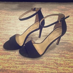 "Aldo suede 3.5"" heels"